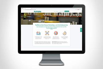webseiten vorschau futura